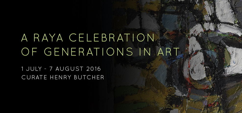 A Raya Celebration of Generations in Art