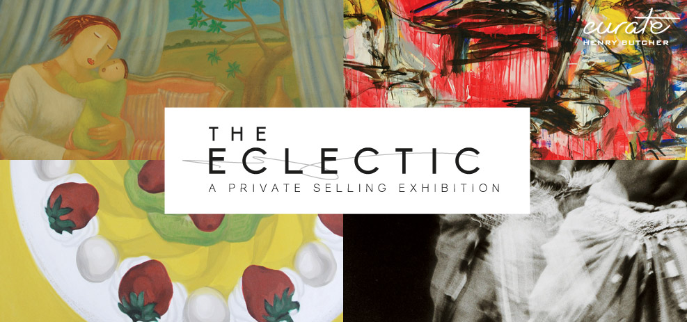 ECLECTIC PRIVATE SELLING EXHIBITION